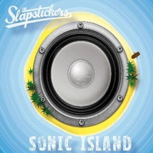 Cover: The Slapstickers - Sonic Island