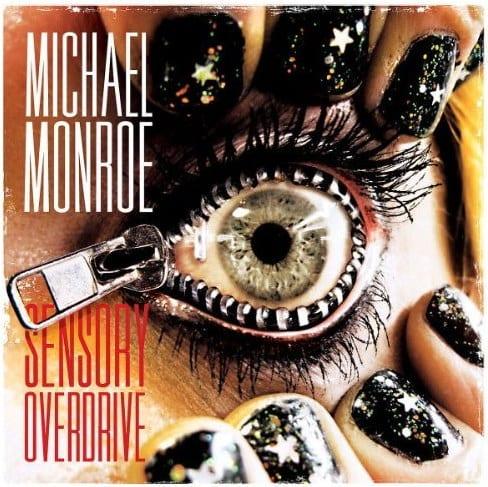 Cover: Michael Monroe - Sensory Overdrive