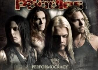 Cover: The Poodles - Performocracy