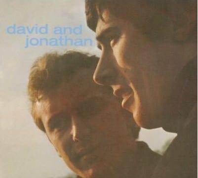 Cover: David and Jonathan - David and Jonathan