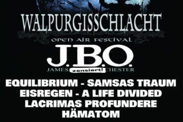 Walpurgisschlacht/Hexentanz Open Air - Zeitpläne
