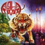 Cover: Alpha Tiger - Man Or Machine