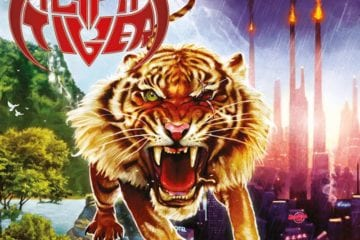 Cover: Alpha Tiger - Man Or Machine