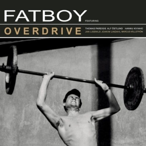 Cover: Fatboy - Overdrive