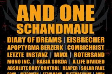 Blackfield Festival 2011 - Flyer