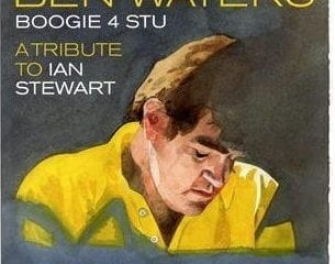 Cover: Ben Waters - Boogie 4 Stu