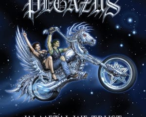 Pegazus - In Metal We Trust