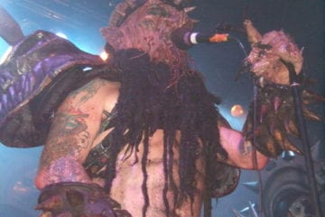 GWAR: auf Bloody Tour of Horror in Europa