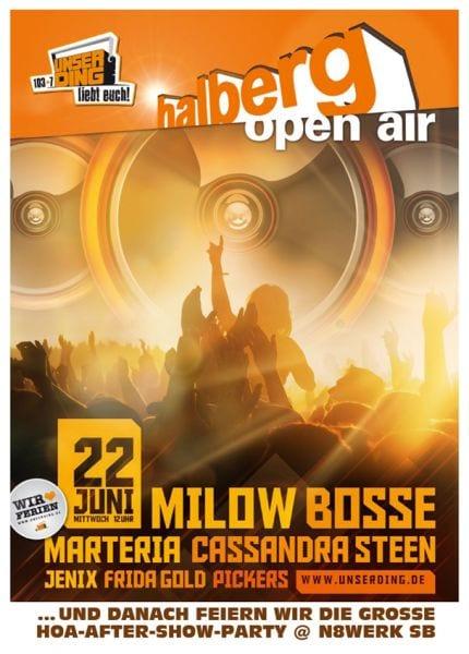 Halberg Open Air 2011