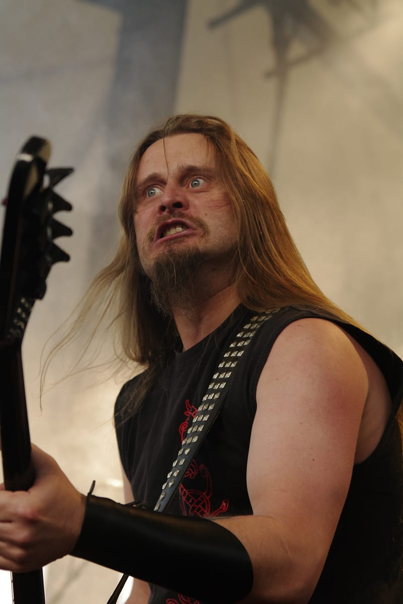 Enslaved @Rock Hard 2011