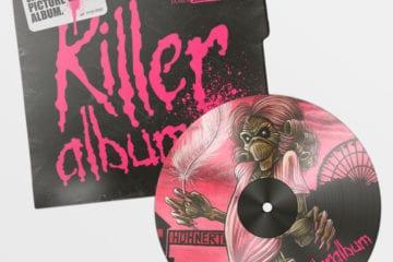 J.B.O. Killeralbum - Picture Vinyl