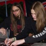 Postmortem @ Rock Hard Festival 2011, Autogrammstunde-3