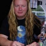 Primordial @ Rock Hard Festival 2011, Autogrammstunde-1