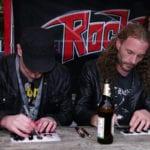 Primordial @ Rock Hard Festival 2011, Autogrammstunde