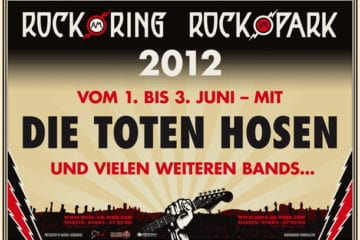 Headliner RIP und RAR 2012 (Quelle: MLK)