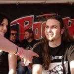 Triptycon @ Rock Hard Festival 2011, Autogrammstunde-1