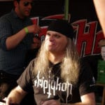 Triptycon @ Rock Hard Festival 2011, Autogrammstunde-5