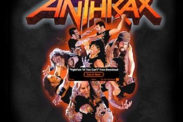 "Anthrax: Download ""Fight'em 'til You Can't"""