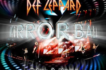 Cover: Def Leppard - Mirror Ball