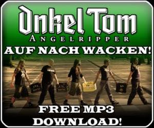 Onkel Tom Angelripper: Auf nach Wacken