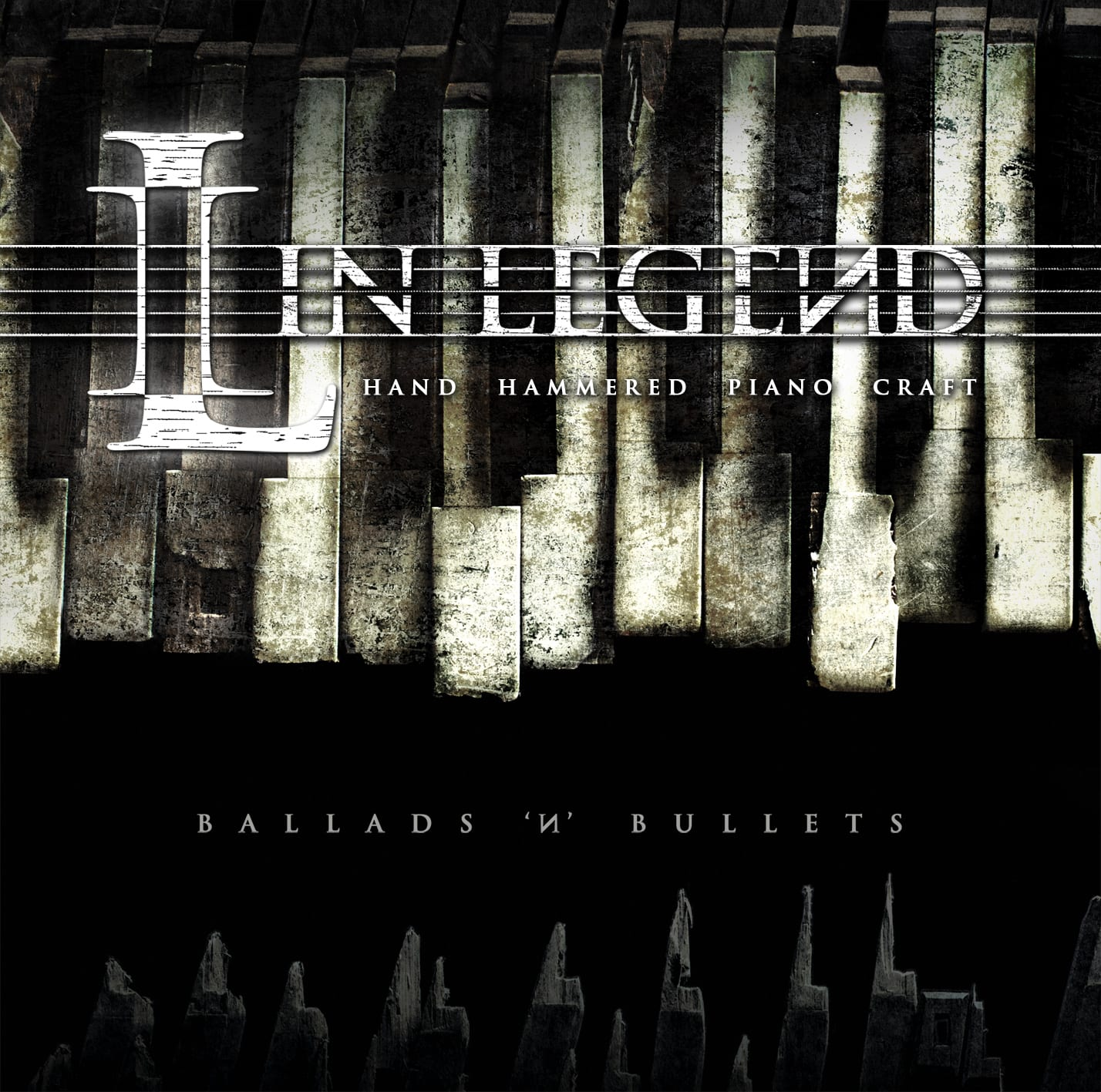Cover: In Legend - Ballads n Bullets