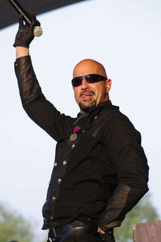 Eisbrecher @Blackfield Festival 2011