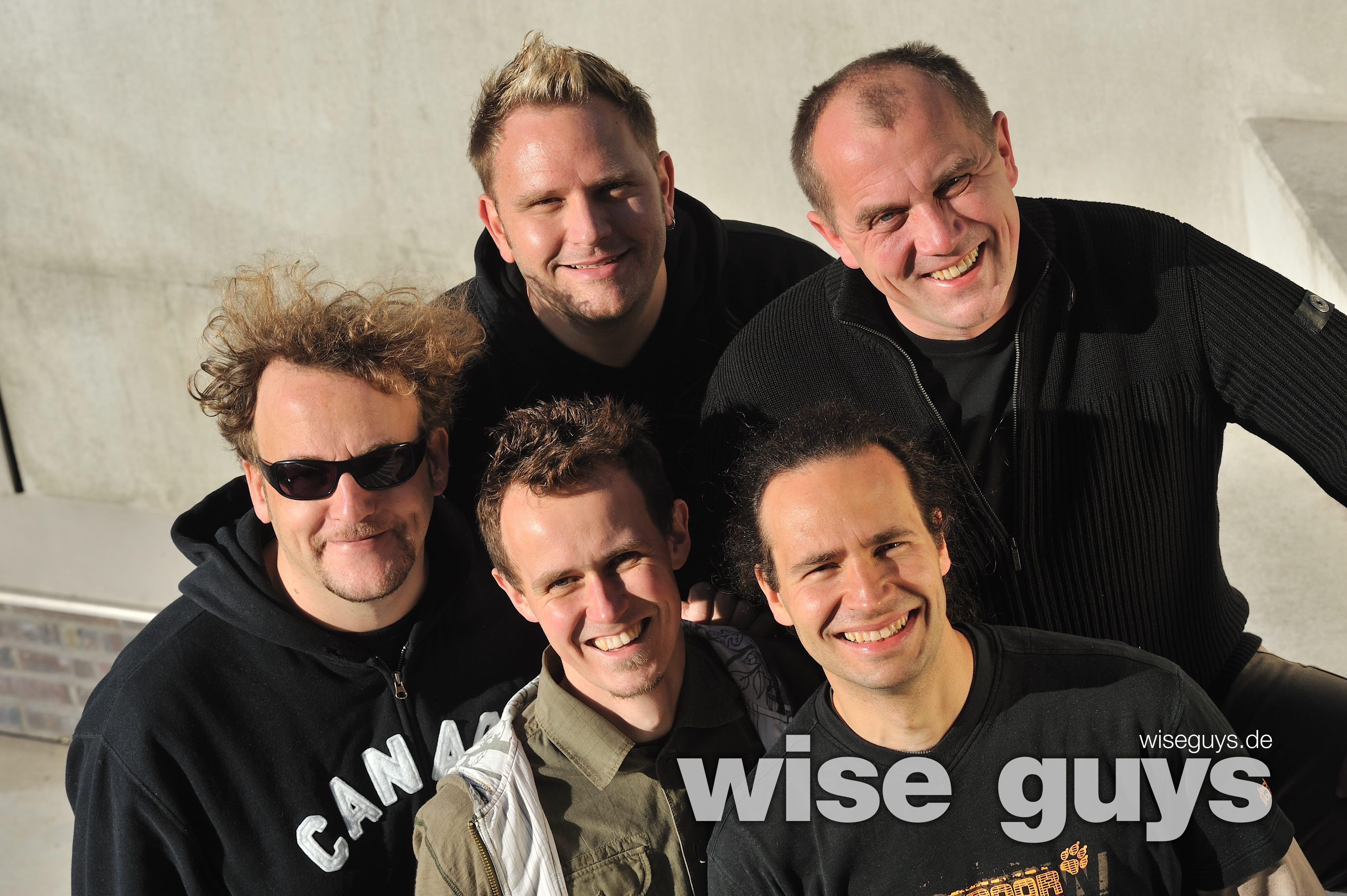 Wise Guys official Promo Pic