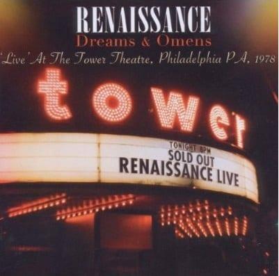 Cover: Renaissance - Dreams & Omens