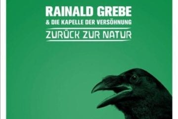 Cover: Rainald Grebe - Zurück zur Natur