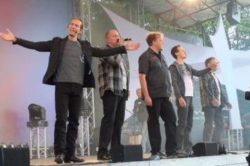Fotos: 18.06.2011 - Wise Guys - Köln Tanzbrunnen