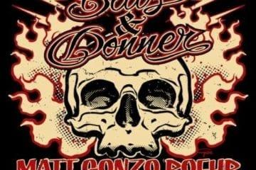 "Cover: Matt ""Gonzo"" Roehr - Blitz & Donner"