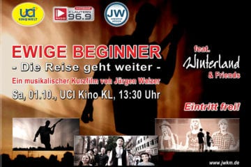 "Winterland: Videopremiere ""Ewige Beginner"" am 1.10.2011"