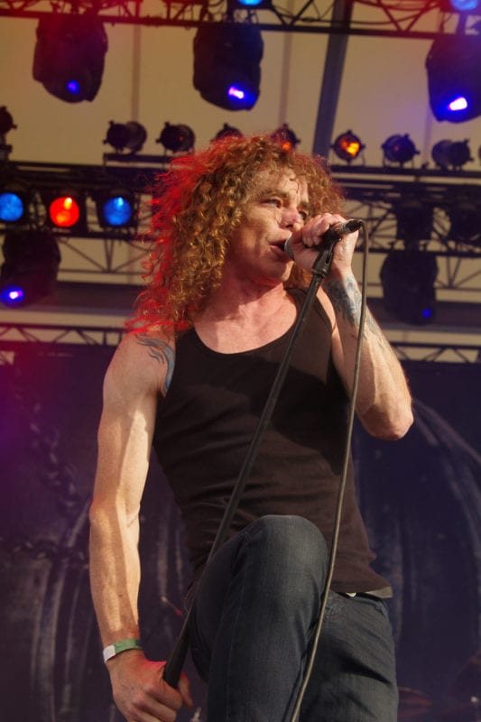Overkill @ Rock Hard Festival 2011