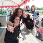 Venue meets Bobby & Gerre @ Rock Hard Festival 2011