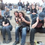 Venue meets Gerre @ Rock Hard Festival 2011
