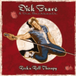 Cover: Dick Brave - Rock'n'Roll Therapy
