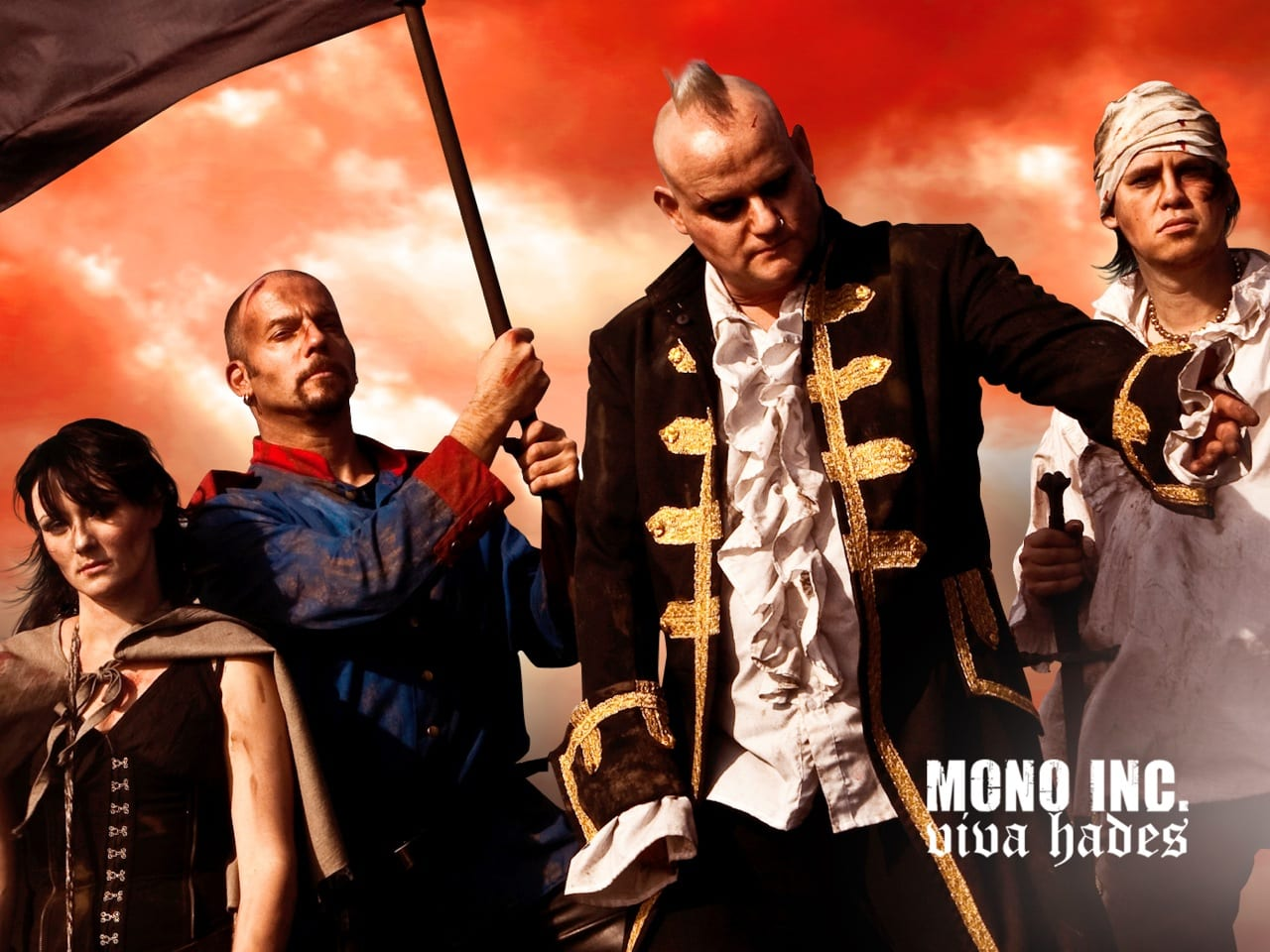 Mono Inc. - Viva Hades (official Promopic)
