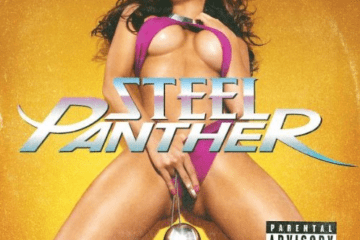 "Steel Panther - ""Balls Out"" im November 2011"