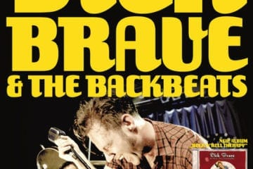 Flyer: Dick Brave & the Backbeats Tour 2012