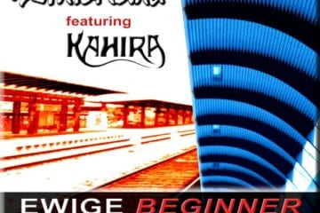 Cover: Winterland featuring Kahira - Ewige Beginner