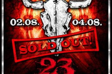 Official Flyer - Wacken Open Air 2012
