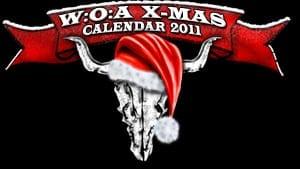 Official Logo - W:O:A x-Mas Calendar 2011