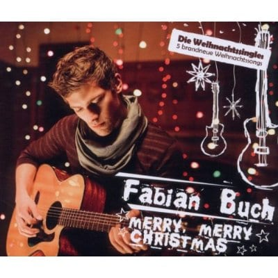 Cover: Fabian Buch - Merry, Merry Christmas