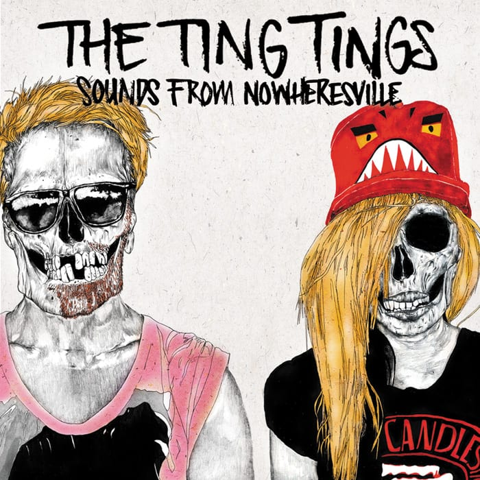 The Ting Tings - Sounds From Nowheresville Albumcover