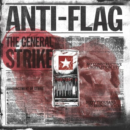 Cover: Anti Flag - The General Strike