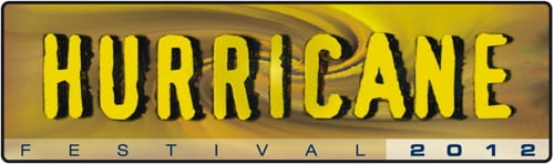 Logo: Hurricane Festival 2012