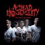 Cover: A Dead End Society - The Urns In Our Hands