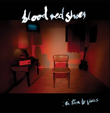 Albumcover: Blood Red Shoes - In Time To Voices