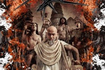Die Apokalyptischen Reiter: Tourflyer 2012