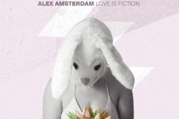 Cover: Alex Amsterdam - Love is Fiction